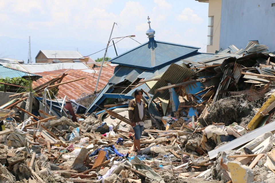 Benefit CUTS, millions in POVERTY - Death toll rises in Indonesia quake - 'Relentless' Covid-19 surge