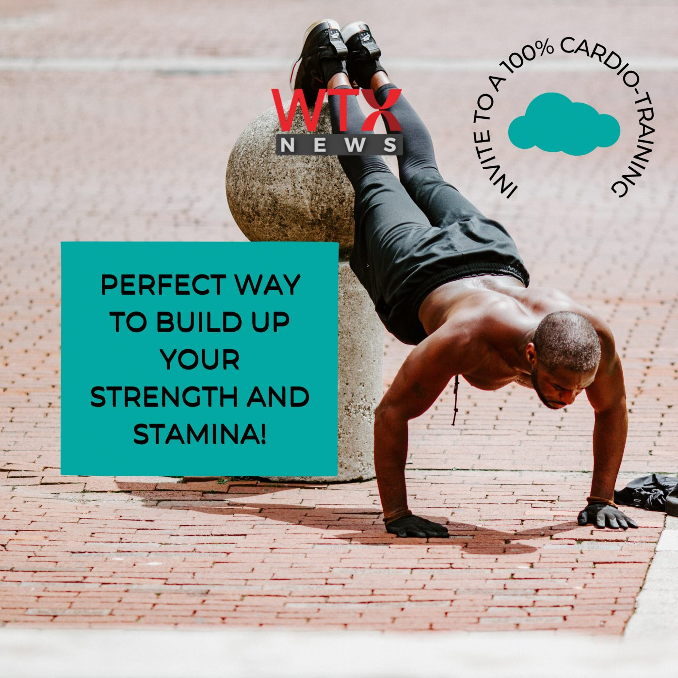 Build Your strength and Stamina
