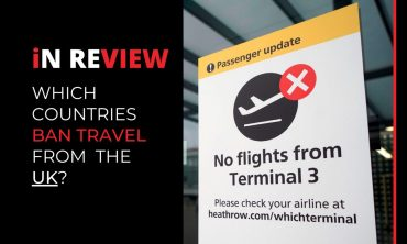 Lockdown 3: Can I go on holiday? UK and International - fines and US airline pleas