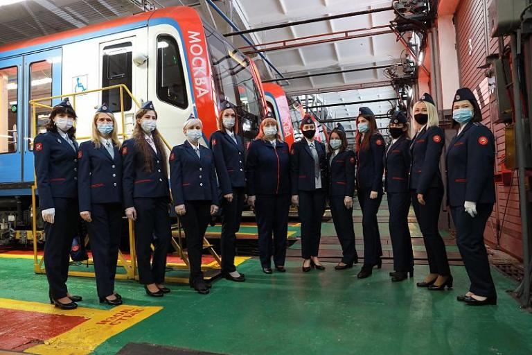 Women can drive the Moscow Metro for the first time in years as Russia overturns job ban