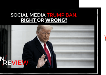 Trump social media ban - Right or Wrong? The wider implications and why it's 'dangerous'