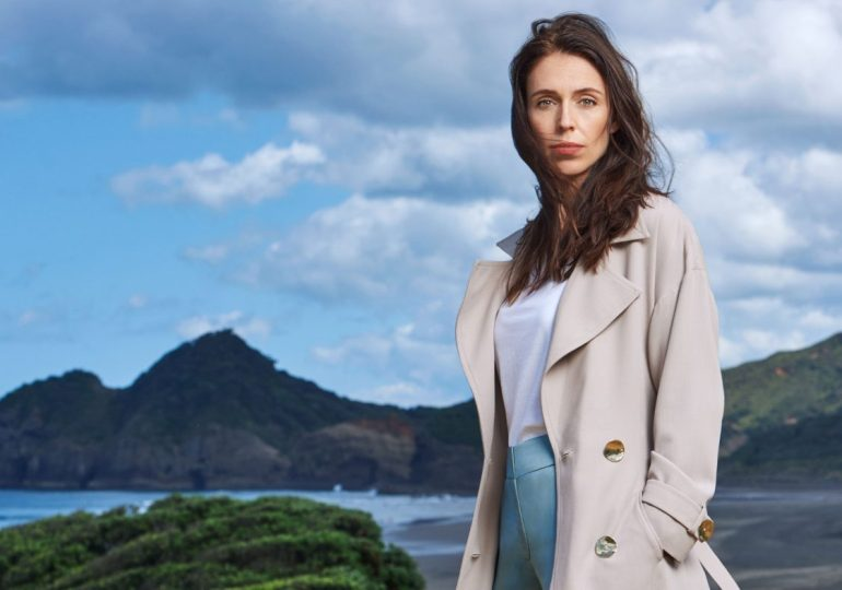 Inspirational Female Leader 2020 Winner:  Jacinda Arden - The Leader of our Time
