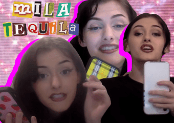 Meet YouTube's New Star – Mila Tequila – Who's Taking You Back To The 2000s