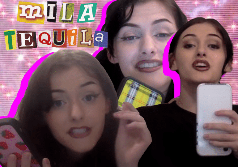 Meet YouTube's New Star - Mila Tequila - Who's Taking You Back To The 2000s