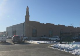 BREAKING NEWS: Man arrested for Knife attack inside Calgary Mosque Attack