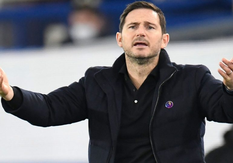 Breaking News: Frank Lampard sacked by Chelsea
