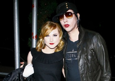 Marilyn Manson says Evan Rachel Wood's abuse allegations are 'horrible distortions of reality'