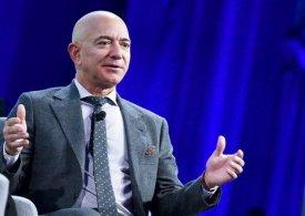 Jeff Bezos to step down as CEO of Amazon