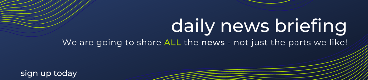 daily news briefing by WTX News