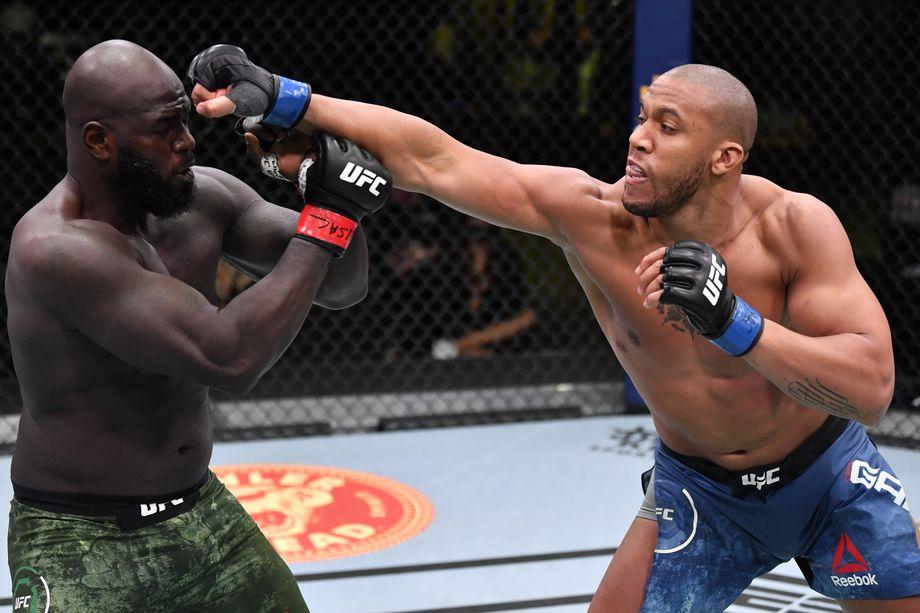 UFC Fight Night: Rozenstruik vs Gane