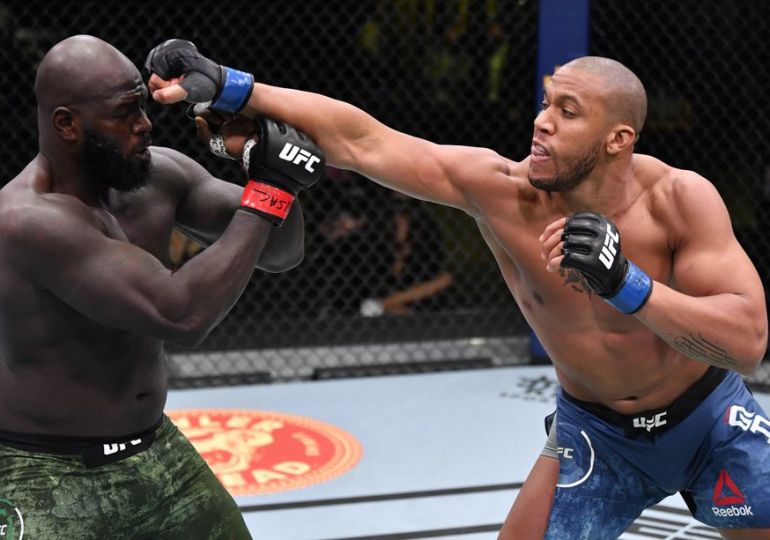 UFC Fight Night: Gane dominates Rozenstruik, wins by unanimous decision – So What Next?