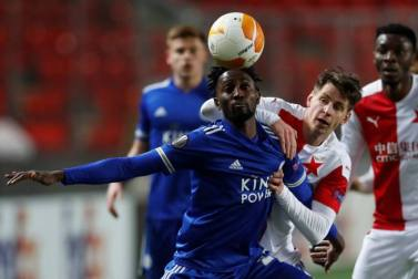 Slavia Prague 0 – Leicester City 0