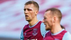 Tomáš Souček has been outstanding for West Ham this season - Monday's round-up of the weekend's Premier League results