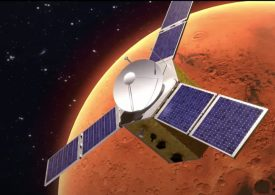 UAE Mars Mission: Hope almost on red planet