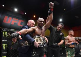 Usman's elite striking too much for Burns at UFC 258 - So What Next?