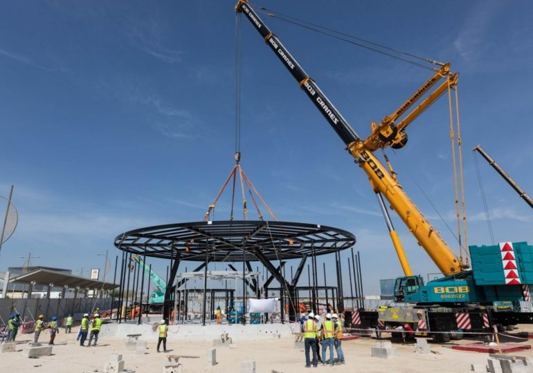 Expo 2020 Dubai: Falcon Aviation Services, Leonardo to start building rotorcraft terminal
