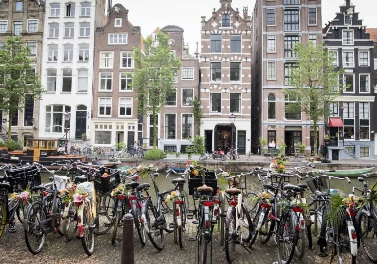 Amsterdam crowned Europe's top trading hub, ousting London