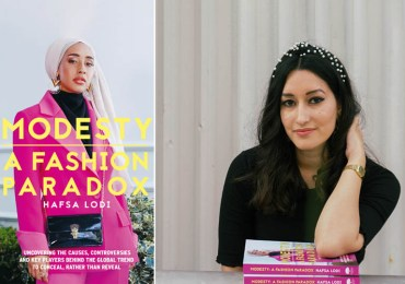 UAE-based Hafsa Lodi discusses her new book, 'Modesty: A Fashion Paradox'