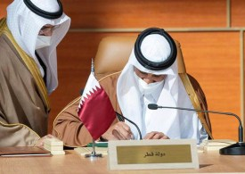 UAE, Qatar officials meet in Kuwait to follow up on AlUla Declaration