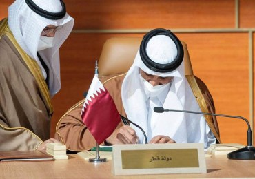 UAE, Qatar officials meet in Kuwait to follow up on AlUla Declaration