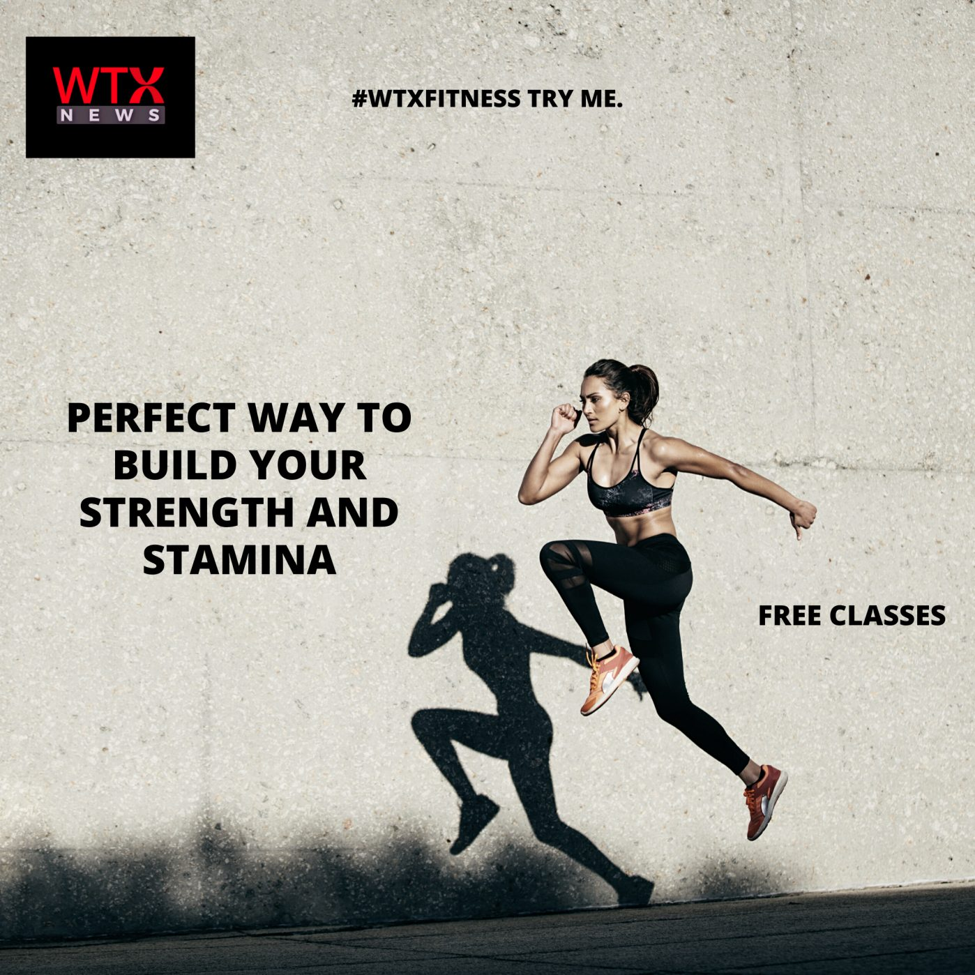 Stay fit stay healthy and join our free fitness classes online - We are a community