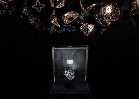 Louis Vuitton brings rare diamonds to Dubai