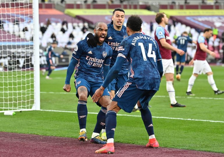 Arsenal comeback stuns West Ham in 3-3 thriller - Premier League result
