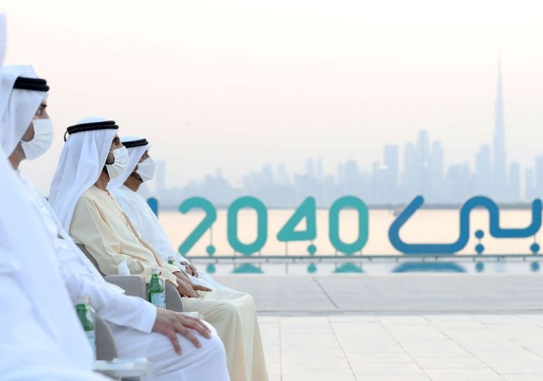 Dubai plan 2040: 5 areas to see massive development