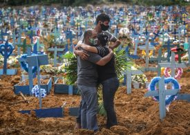Daily News Briefing: Furlough EXTENDED - Brazil Covid catastrophe - Texas OPENS 100%