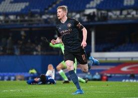 Late City goals defeat resilient Everton 2-0 – FA Cup Quarter-Final report
