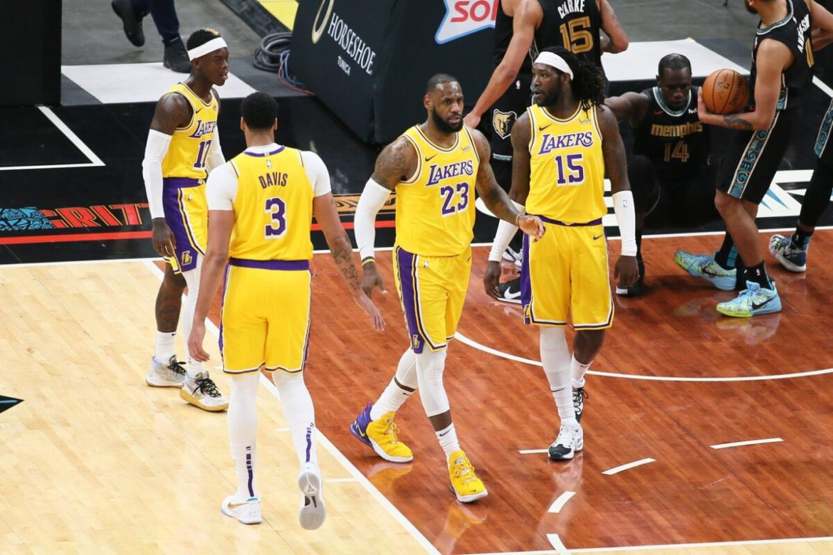 How will the Lakers perform in the NBA without LeBron James and Anthony Davis?