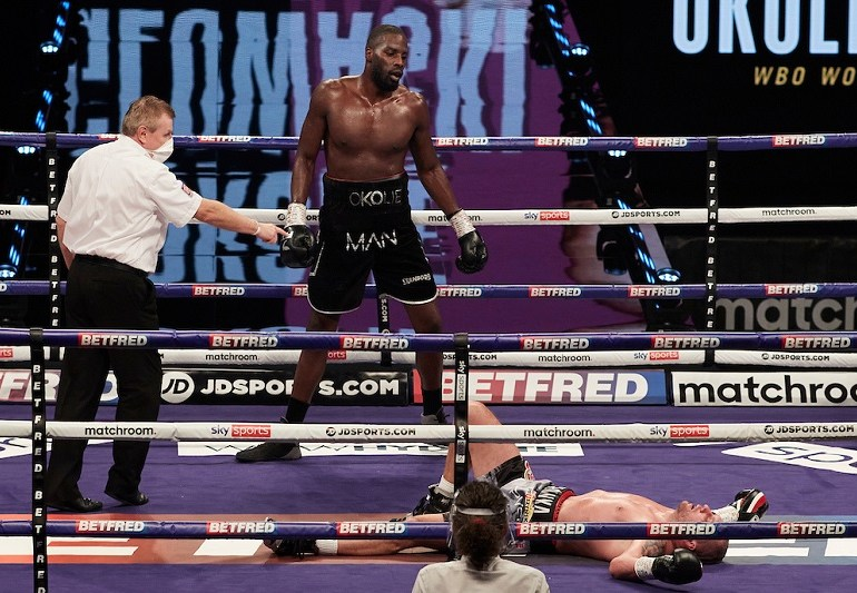 Monday Round-Up of this weekend's sport – Premier League, UFC, Six Nations & Boxing
