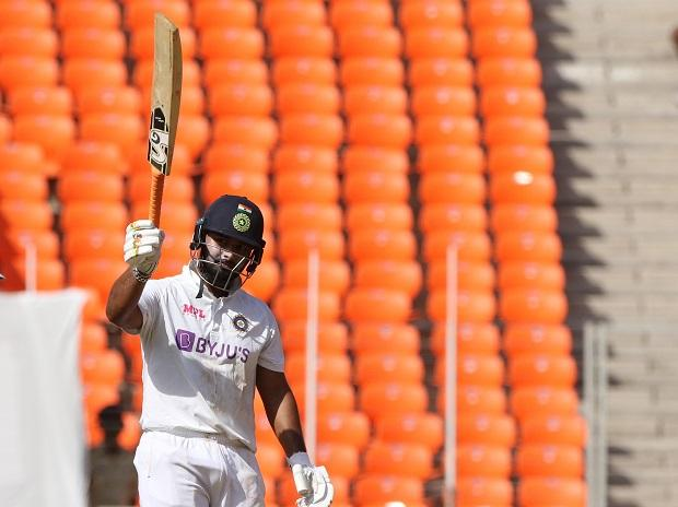 Rishabh Pant's superb century halts England comeback