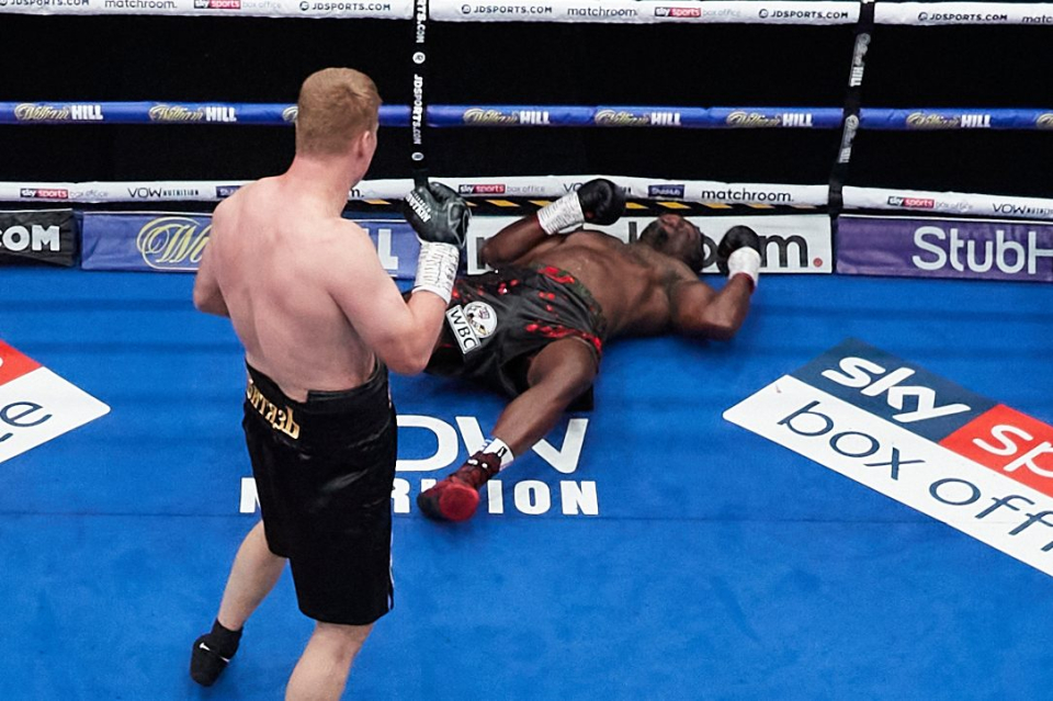 Dillian Whyte vs Alexander Povetkin rematch set for this Saturday