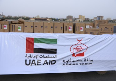 Aid from Dubai to help Sudan deal with Covid crisis