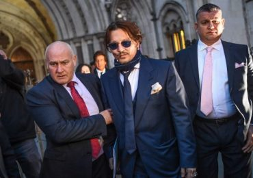 Thursday's Briefing Video: Johnny Depp 'wife beater' decision