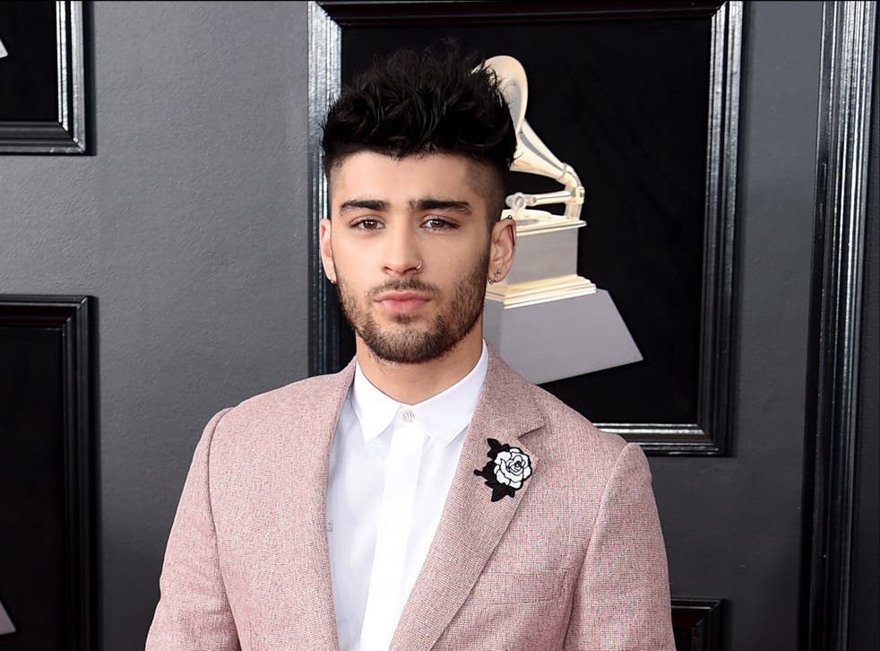 Zayn Malik lashes out at Grammy Awards voters