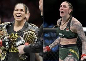 Amanda Nunes vs Megan Anderson: Can Anderson defy the odds? - UFC 259