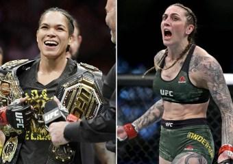 Amanda Nunes vs Megan Anderson: Can Anderson defy the odds? – UFC 259