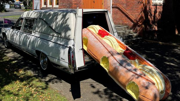 The Absurd And Cool Custom-Made Coffins Gaining Popularity