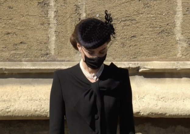 prince philip funeral duchess of cambridge