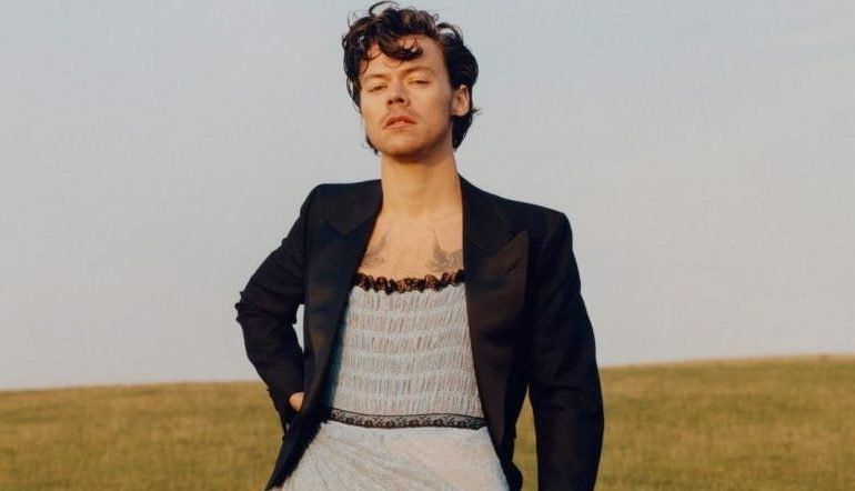 VIDEO: Harry Styles leads LGBT 2021 Awards thanks to Vogue