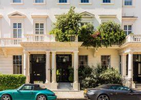 London 'super-prime' luxury property market was world leader in 2020