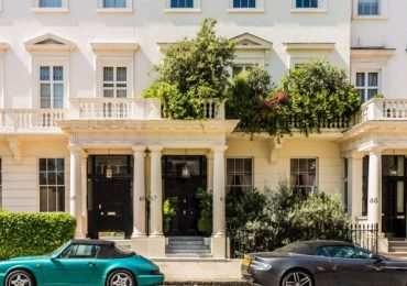 London 'super-prime' luxury property market was world leader in 2020