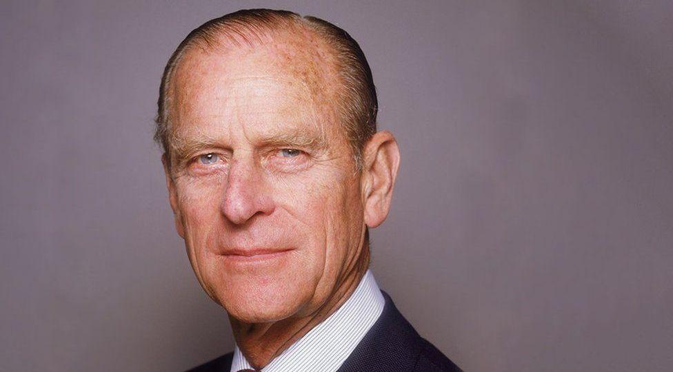 HRH Prince Philip Duke of Edinburgh funeral - the Queen LIVE coverage
