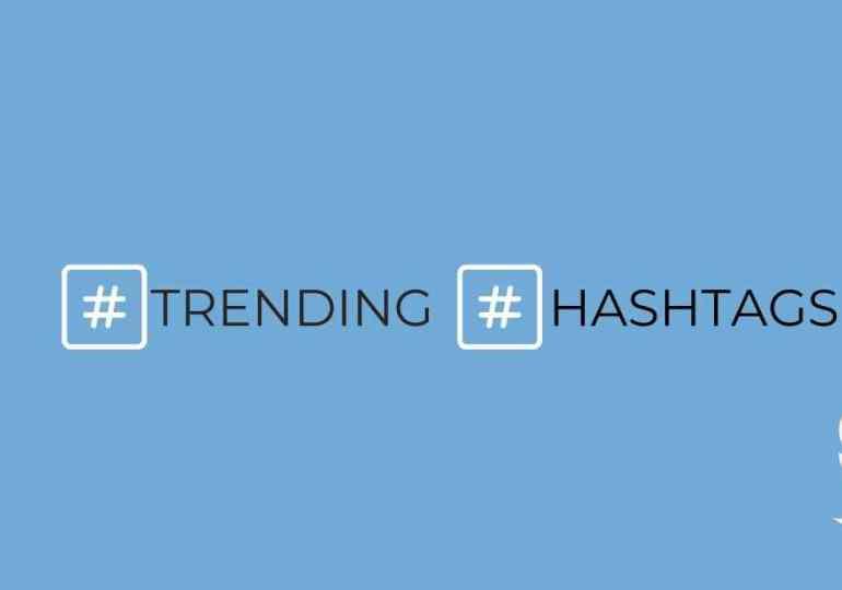 Today's Trending Twitter Hashtags
