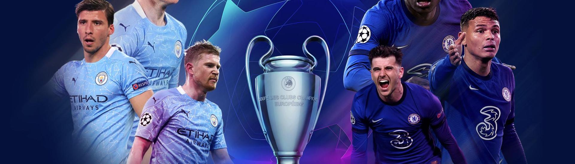 This is for Football fans - The pre-match build-up from Chelsea v Man City