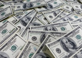 Central bank reserves hit lowest for 25 years for Dollar reserves