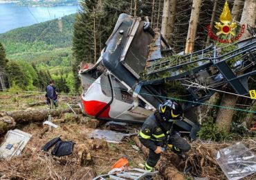 Italy cable car: 3 arrested, investigators say brakes were 'tampered' with