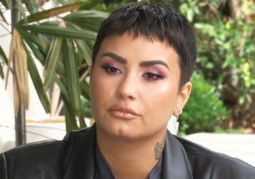 Demi Lovato is non-binary, pronouns them/they,singer announces